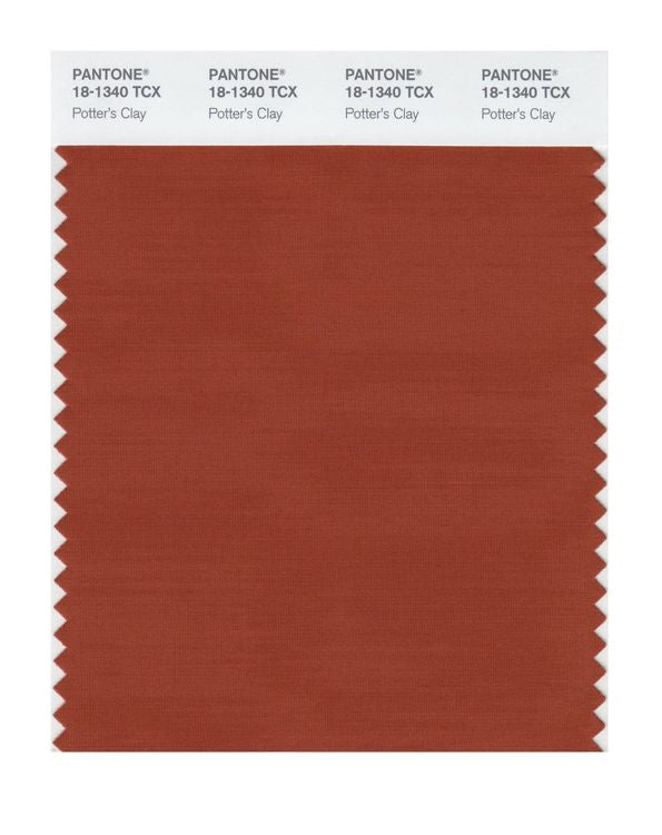 PANTONE SMART swatch 18-1340 TCX Potter's Clay