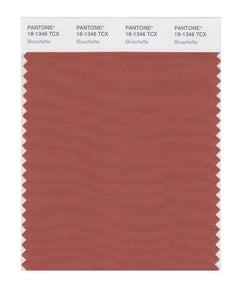 PANTONE SMART swatch 18-1346 TCX Bruschetta