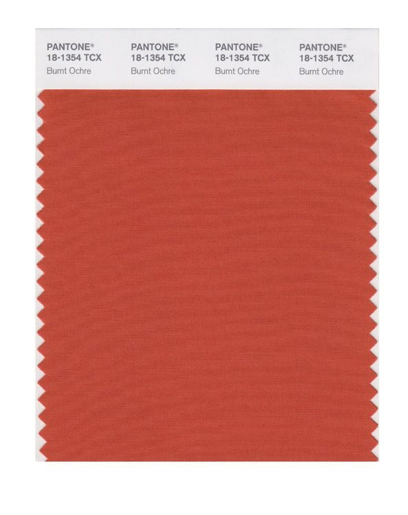 PANTONE SMART swatch 18-1354 TCX Burnt Ochre