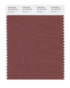 PANTONE SMART swatch 18-1425 TCX Mahogany