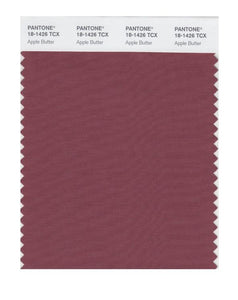PANTONE SMART swatch 18-1426 TCX Apple Butter
