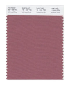 PANTONE SMART swatch 18-1435 TCX Withered Rose