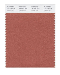 PANTONE SMART swatch 18-1537 TCX Copper Coin
