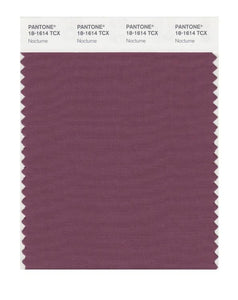 PANTONE SMART swatch 18-1614 TCX Nocturne
