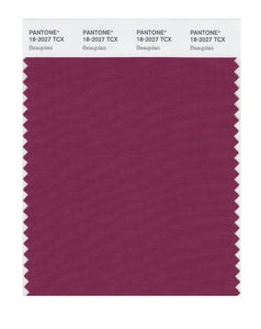 PANTONE SMART swatch 18-2027 TCX Beaujolais