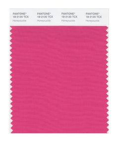 PANTONE SMART swatch 18-2120 TCX Honeysuckle