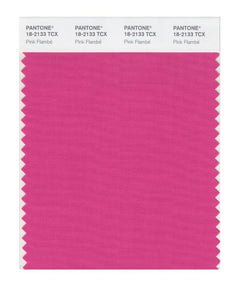 PANTONE SMART swatch 18-2133 TCX Pink Flambé