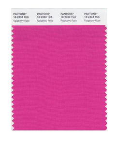 PANTONE SMART swatch 18-2333 TCX Raspberry Rose