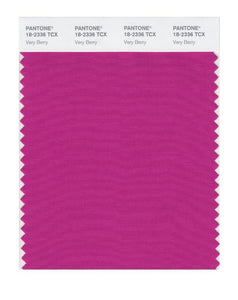 PANTONE SMART swatch 18-2336 TCX Very Berry