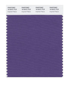 PANTONE SMART swatch 18-3615 TCX Imperial Palace