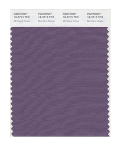 PANTONE SMART swatch 18-3715 TCX Montana Grape