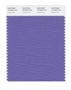 PANTONE SMART swatch 18-3833 TCX Dusted Peri