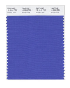 PANTONE SMART swatch 18-3945 TCX Amparo Blue