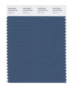 PANTONE SMART swatch 18-4018 TCX Real Teal
