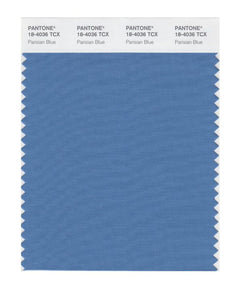 PANTONE SMART swatch 18-4036 TCX Parisian Blue