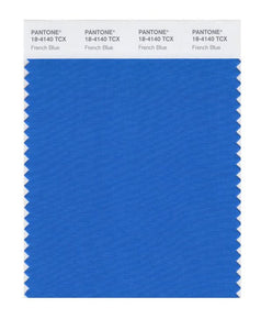 PANTONE SMART swatch 18-4140 TCX French Blue