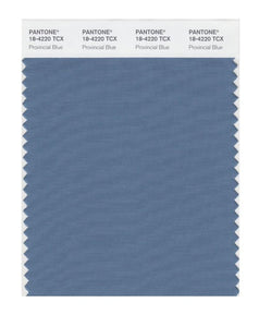 PANTONE SMART swatch 18-4220 TCX Provincial Blue