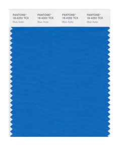 PANTONE SMART swatch 18-4252 TCX Blue Aster