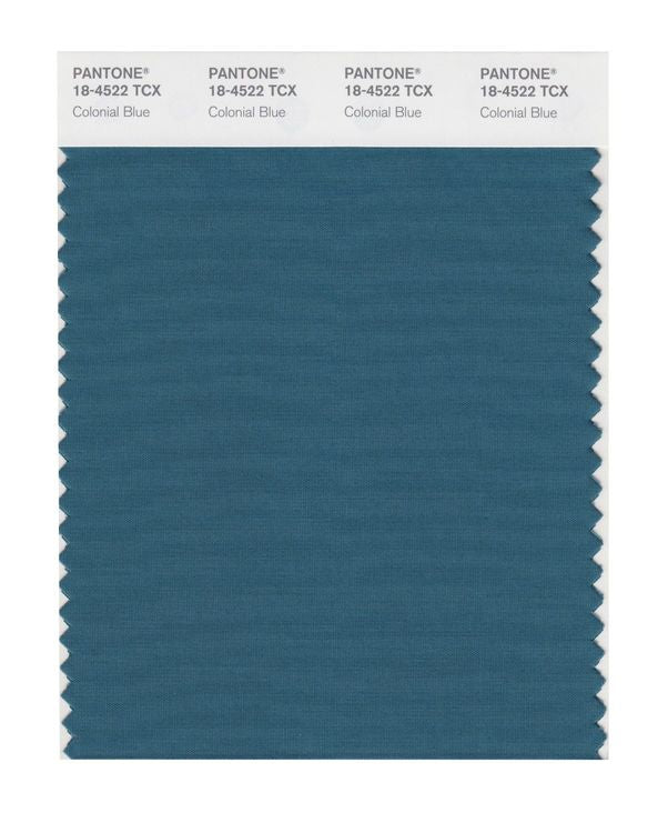 PANTONE SMART swatch 18-4522 TCX Colonial Blue