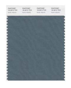 PANTONE SMART swatch 18-4612 TCX North Atlantic