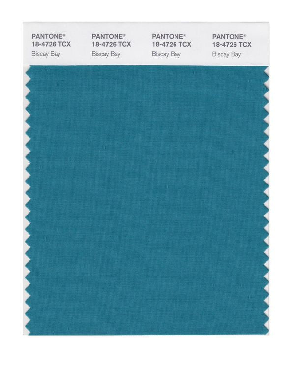 PANTONE SMART swatch 18-4726 TCX Biscay Bay