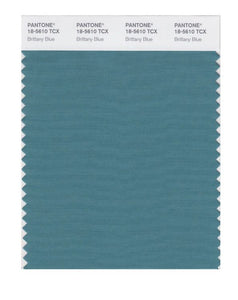 PANTONE SMART swatch 18-5610 TCX Brittany Blue