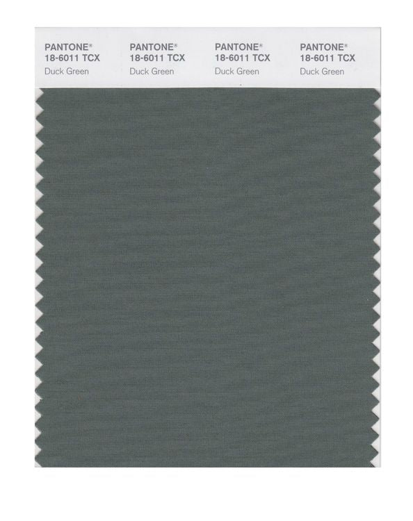 PANTONE SMART swatch 18-6011 TCX Duck Green