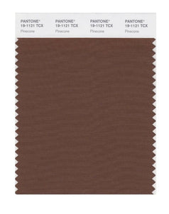 PANTONE SMART swatch 19-1121 TCX Pinecone