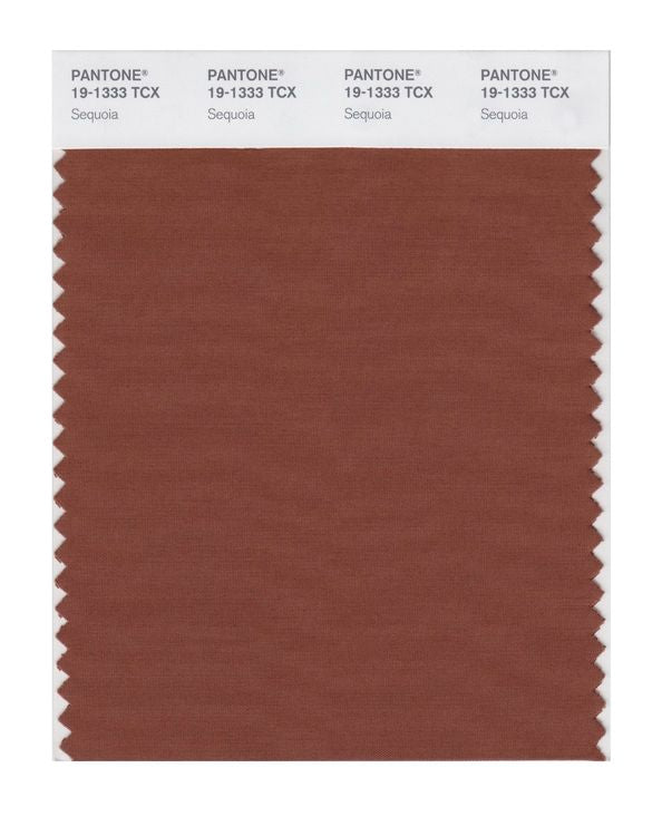 PANTONE SMART swatch 19-1333 TCX Sequoia