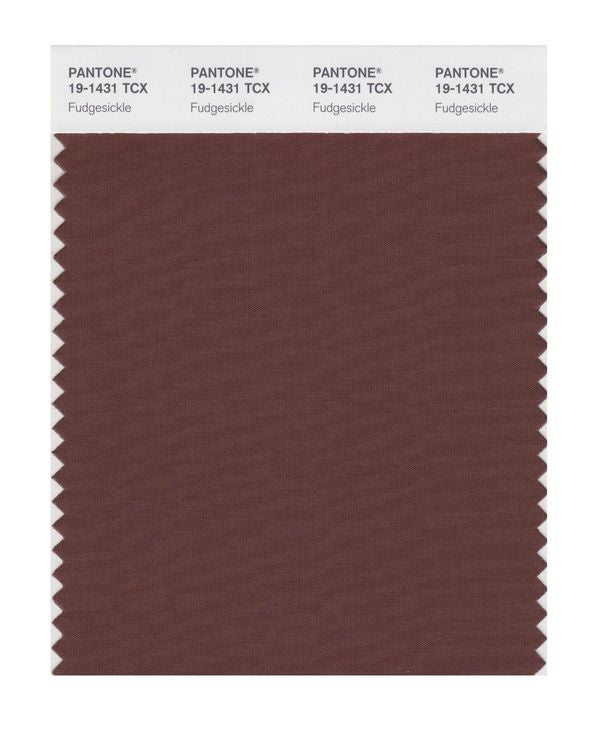 PANTONE SMART swatch 19-1431 TCX Fudgesickle