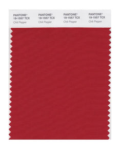PANTONE SMART swatch 19-1557 TCX Chili Pepper