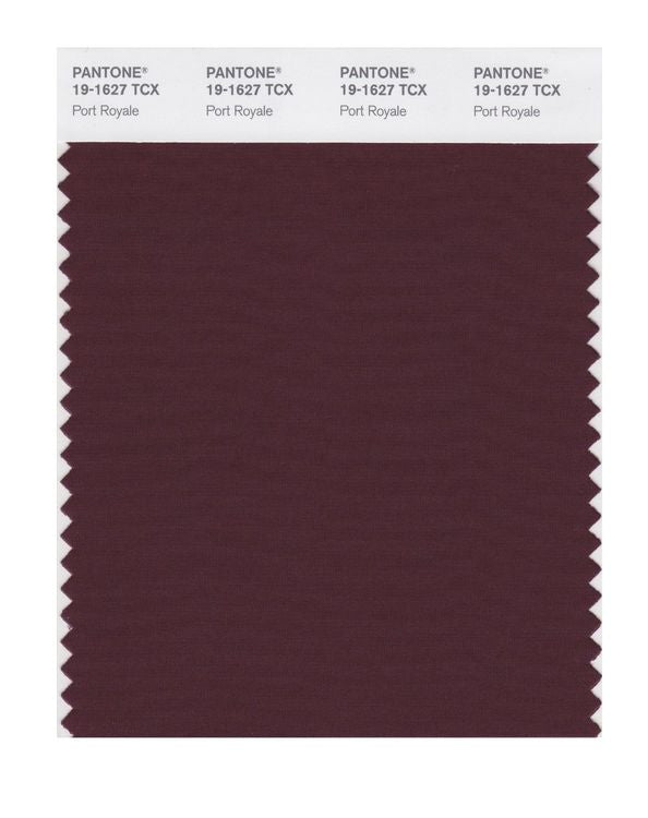 PANTONE SMART swatch 19-1627 TCX Port Royale