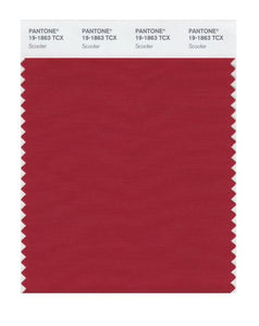 PANTONE SMART swatch 19-1863 TCX Scooter