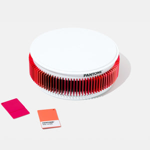 Pantone Plastic Chip Color rouge