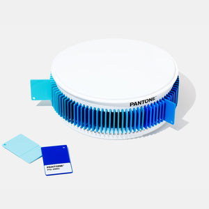 Pantone Plastic Chip Color Sets bleus