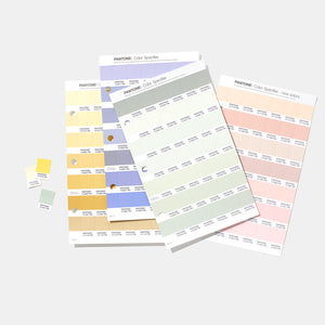 Pantone FHI Color Specifier Replacement Pages