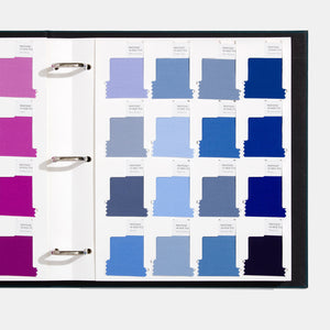 Pantone Fashion, Home + Interiors Cotton Swatch Library Supplement