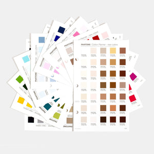 Pantone Fashion, Home + Interiors Cotton Planner Supplement