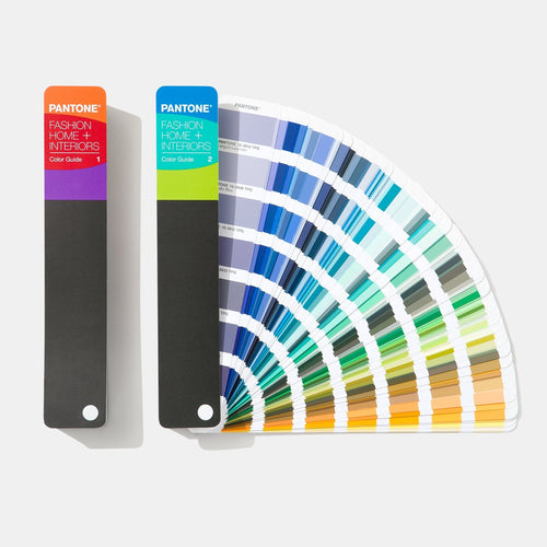 Pantone Fashion Home Interiors Color Guide Paper