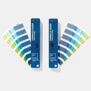 Pantone Formula Guide Coated & Uncoated Color of the Year 2020 Classic Blue, en édition limitée