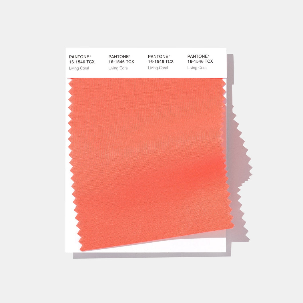 Pantone Cotton Swatch Card