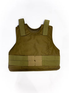Husky Defense P-6 Police Issue Ballistic Vest (NIJ IIIA Rated)