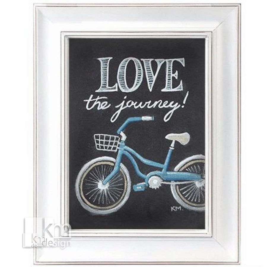 Chalk Art - All Year, [product type],handmade - Kristine MacGregor - KM Design - Art - Printmaking