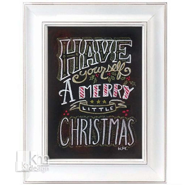 Chalk Art - Christmas - Kristine MacGregor - KM Design