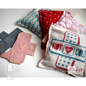 Hot Cold Packs - Kristine MacGregor - KM Design