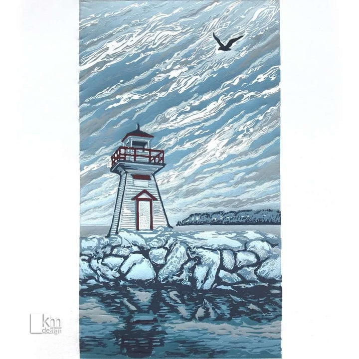 Lion's Head Lighthouse - Kristine MacGregor - KM Design
