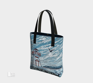 Safe Harbor 2 Tote Bag