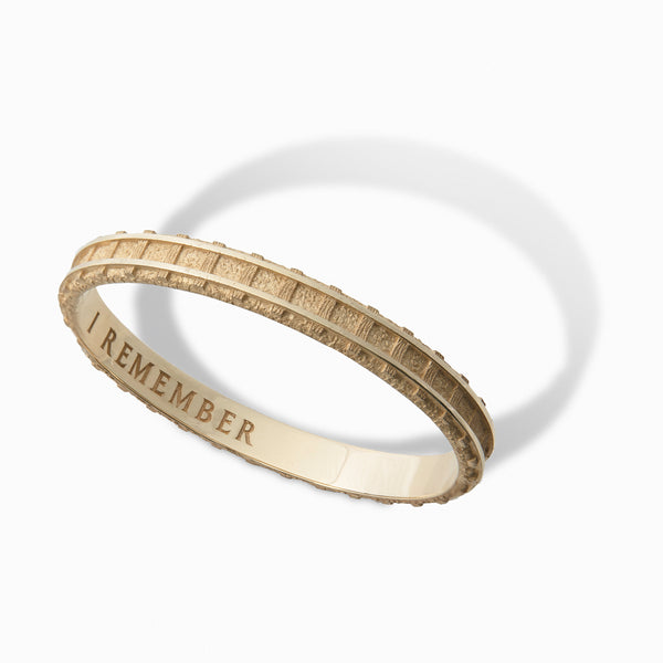 I Remember Bracelet Gold