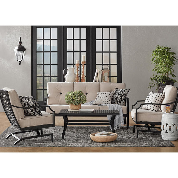 Barcelona 4-Piece Deep Seating Set Replacement Parts