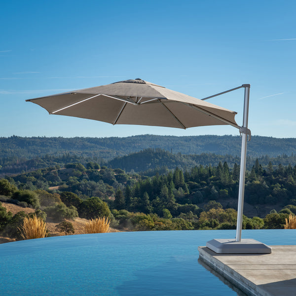 13' Round Offset Umbrella